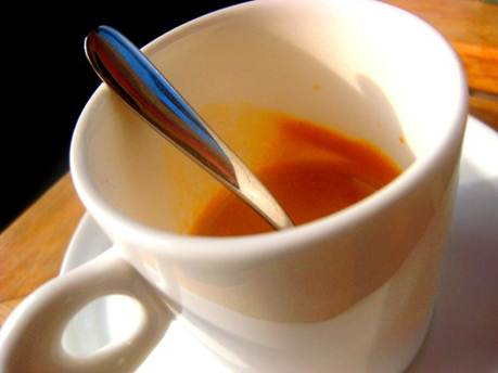 Description: Ease up on caffeine