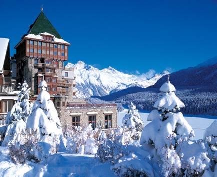 Description: Description: Badrutt's Palace Hotel