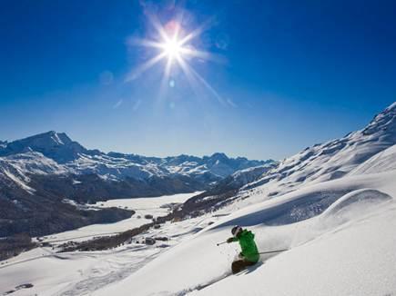 Description: Description: In Engadin St. Moritz