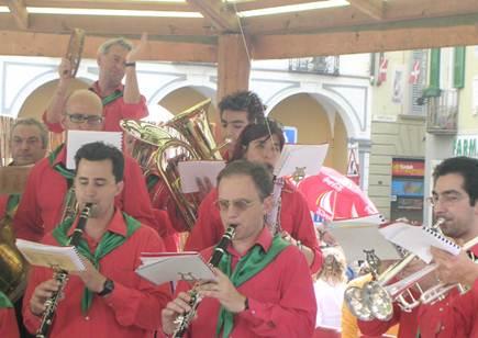 Description: Description: Ticino for the music, the food and wine
