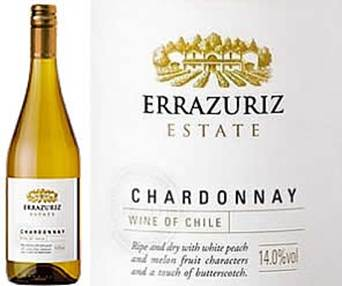 Description: Errazuriz Chardonnay