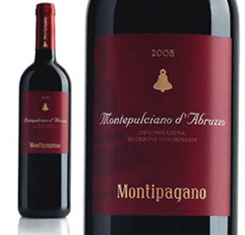 Description:  Montepulciano d'Abruzzo