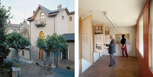 Description: Museum Hermann Hesse Montagnola