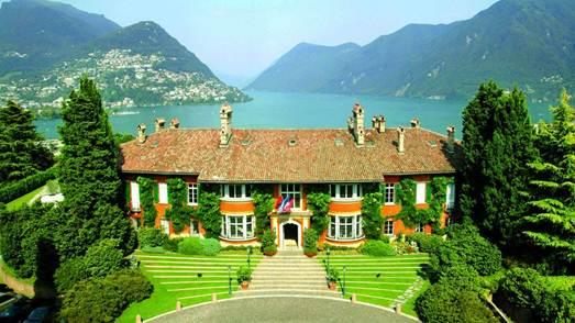 Description: Villa Principe Leopoldo hotel