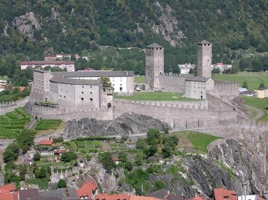Description: Bellinzona