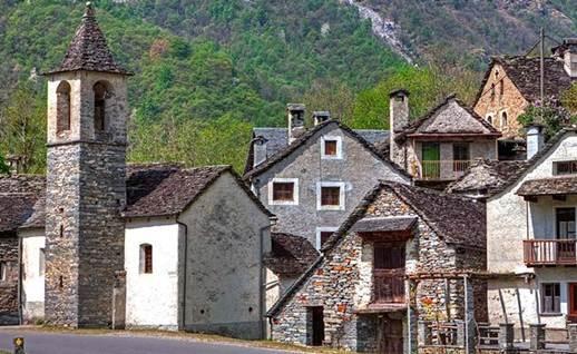 Description: valleys of Ticino