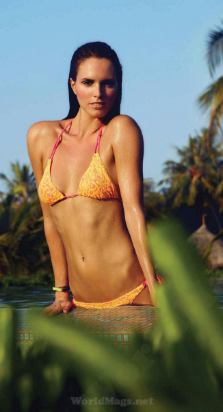 The Swimwear Trends That Love Your Body : Sports luxe ...