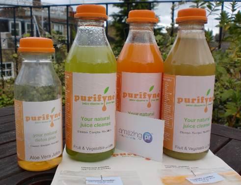 Description: Purifyne alkaline cleanse - Best for: Detoxing