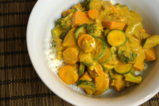 Description: So warm and comforting, you'd never believe this meal is detox-friendly