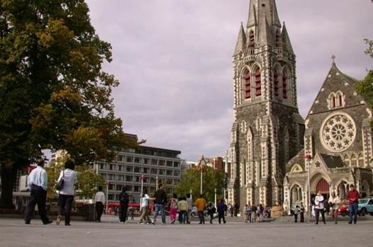 Description: Christchurch is the regional capital of Canterbury, New Zealand.