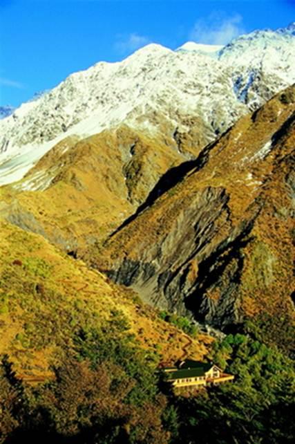 Description: Kaikoura wilderness walk