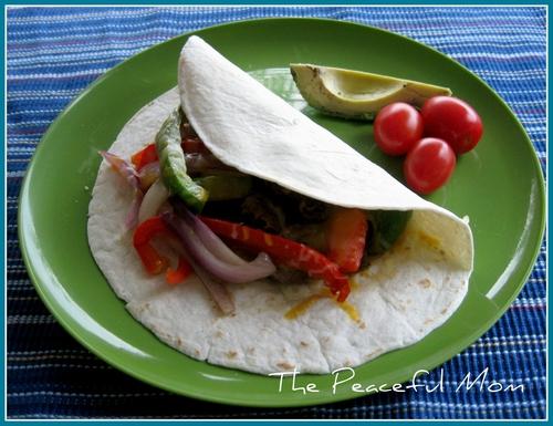 Description: Turkey & Cucumber Salad Wraps