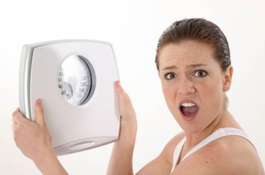 Description: Forecast: weight gain