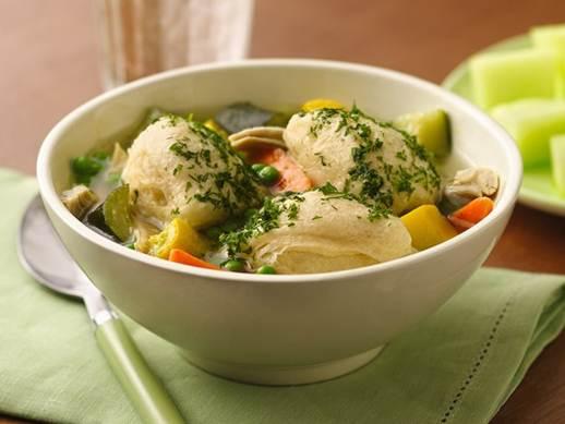 Description: Load up on chicken soup
