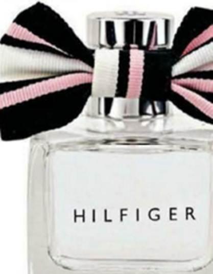 Description: Hilfiger Woman Peach Blossom ($390 for 30ml EDP)