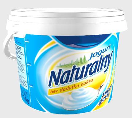 Description: Natural yoghurt
