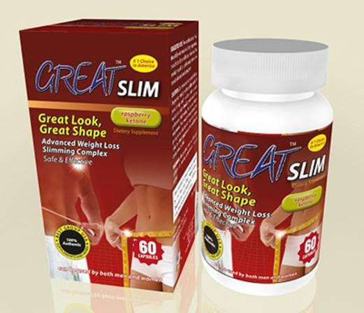 Great Slim will help users experience about losing weight over expectation.