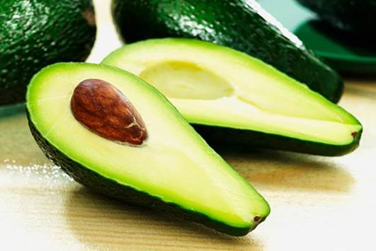 The avocado will help pregnant women reduce the vomiting and nausea.