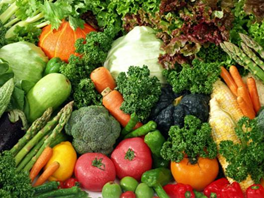 Eating less meat and more vegetables could be the ticket to a healthier