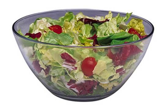 A greener salad