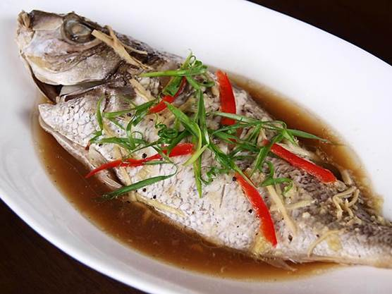 Fish is a suitable choice to provide fat and protein in summer.