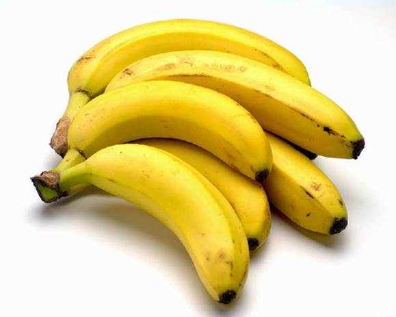 Banana is one of the summer fruit containing mineral salt and nutrients that are good for health.