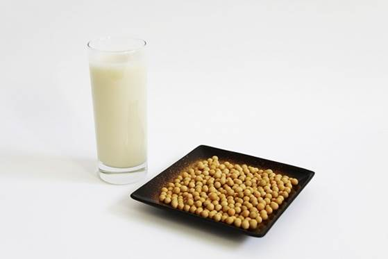 Soya doesn't contain the saturated fat or cholesterol, so it is very good for children's health.