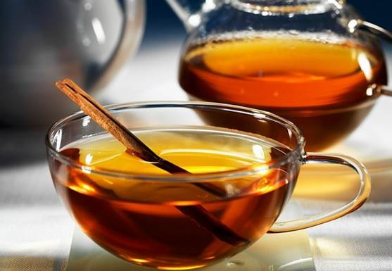 Parents should calculate before letting children drink tea.