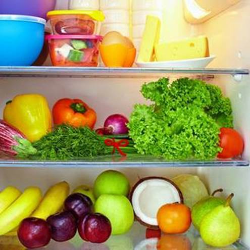 If you store vegetables, bulbs and fruits in a long time, they won't be delicious.