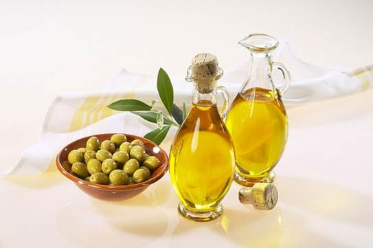 "Olive and olive oil are compared ""nutritious superstar""."