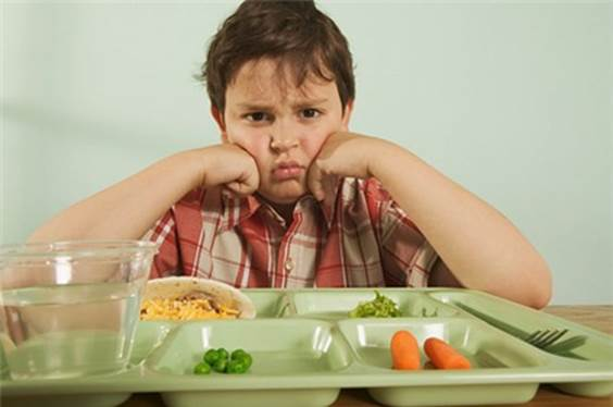 Children that suffer from anorexia and have bad resistance will have the bad ability of absorbing and transforming nutrition.