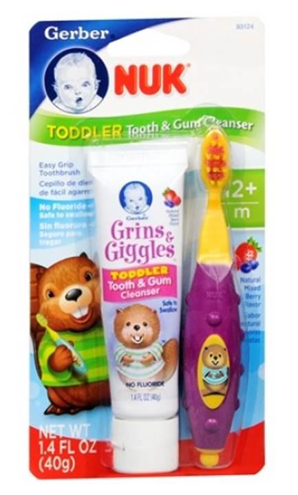 NUK Grins & Giggles Infant Tooth & Gum