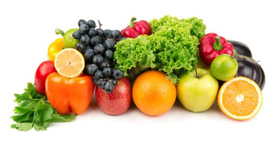 Using vitamin C in fruits will store longer and you can absorb it more easily.