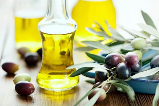 Olive oil can help prevent hair loss.