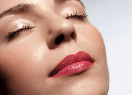Comparing to other skin area, the lip skin area is often thinner so it's more vulnerable by the weather.