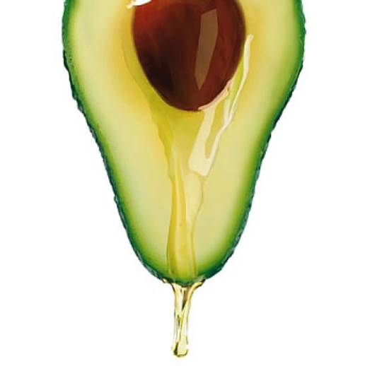 Avocado oil is good for lips.