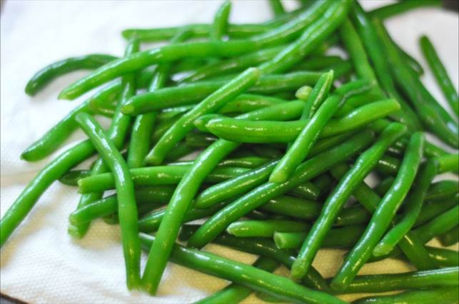 Description: Green beans