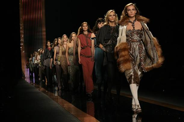 Description: Let me take you back to February and Milan Fashion Week.