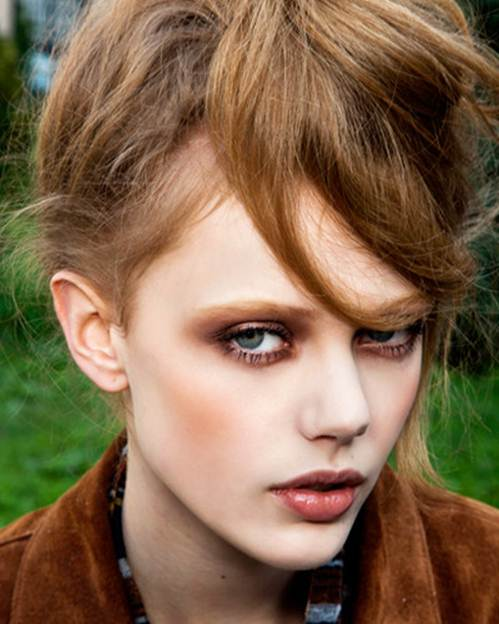 "Description: Brows give your face definition and frame your eyes,"" says Montano."