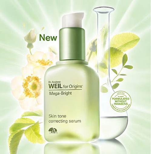 Description: Dr Andrew Weil for Origins Mega-Bright, $69