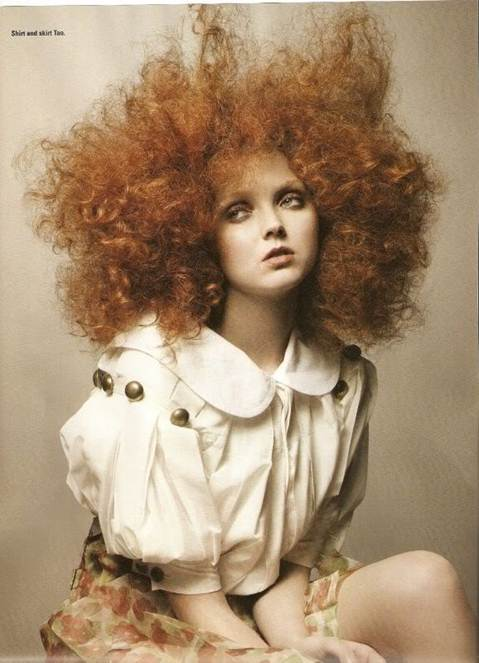 Description: The Body Shop persuaded me to model again.