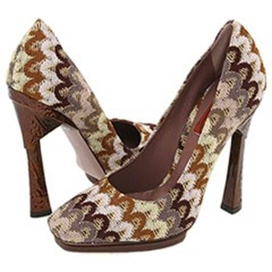 Description: Printed footwear