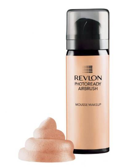 Description: Revlon PhotoReady Airbrush Mousse Makeup, $19.5