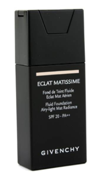 Description: Givenchy Eclat Matissime Fluid Foundation SPF20, $49