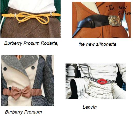 Description: The belt