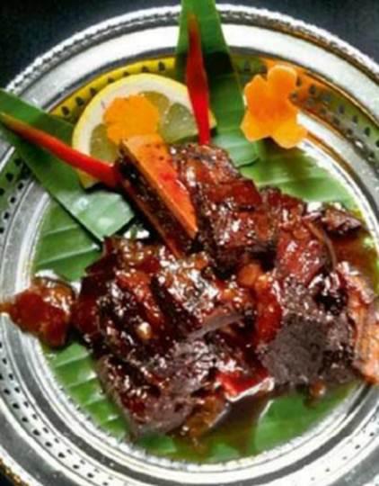 Description: Waguy spicy ribs