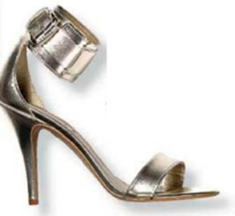 Description: Leather sandals, $112.485, by Mango
