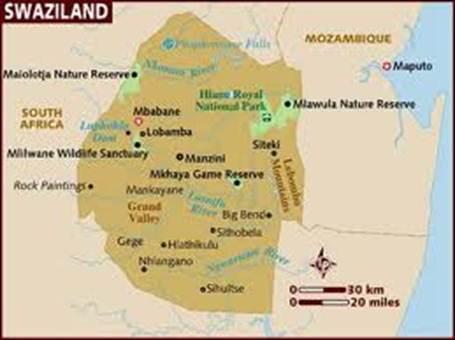 Description: Essential Africa … Swaziland