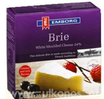 Description: Emborg Brie