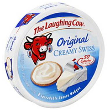 Description: The Laughing Cow Milky Cheese